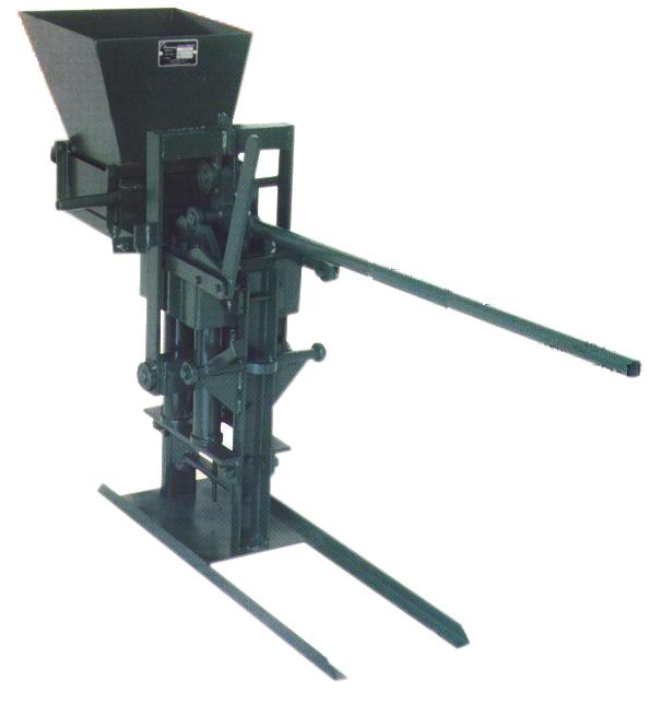 Presses manuelles pour la fabrication de briques et blocs - Machine de fabrication de treillis a souder ...